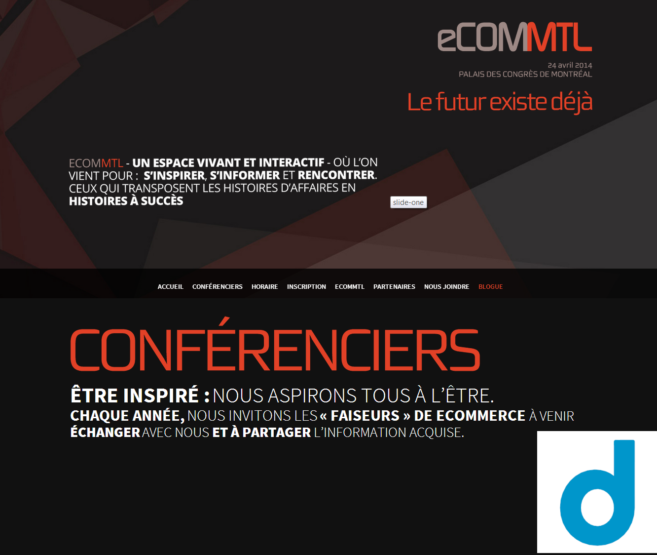 eCOMMTL edition 2014: A great success!, by Devrun Web agency