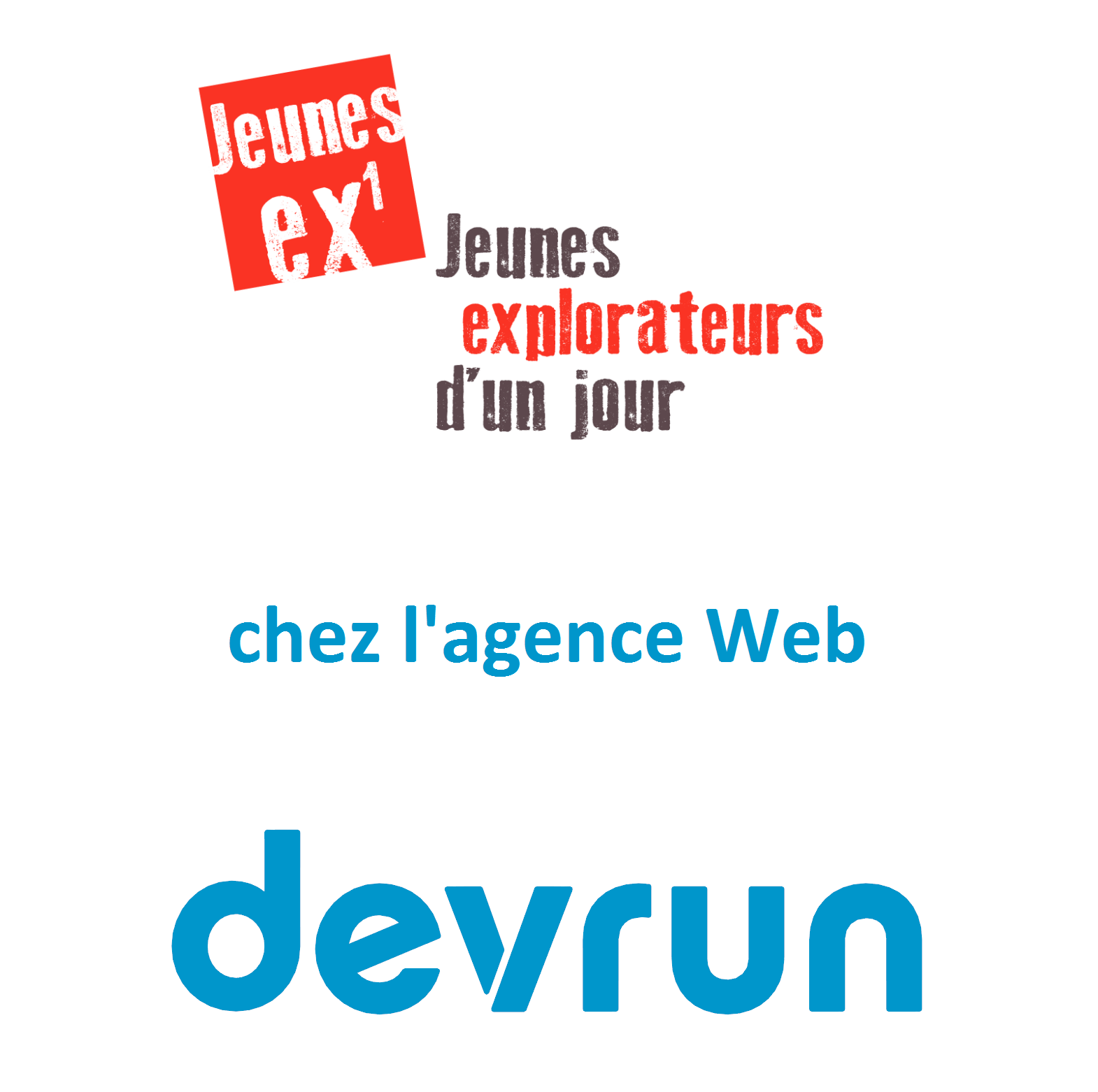 ''Jeunes explorateurs d'un jour'' program at Devrun Web agency
