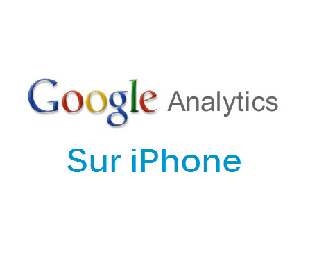 Google Analytics available on iPhone