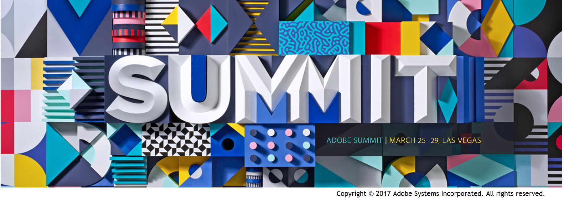 Adobe Summit Las Vegas 2018